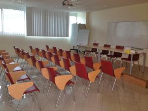 Salle de cours : disposition « classique »