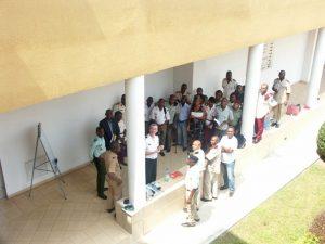 Séance de Travaux pratiques sur l'analyse de l'eau Module Hygiène en opération Enseignant : VC Bornert Gilles